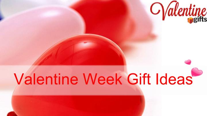 Valentine Week Gift Ideas