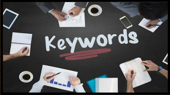 Keywords tips to choose