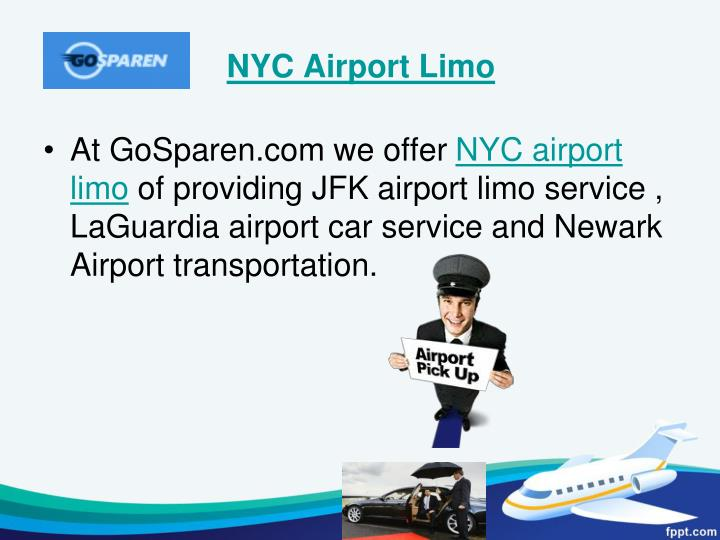 NYC Airport Limo