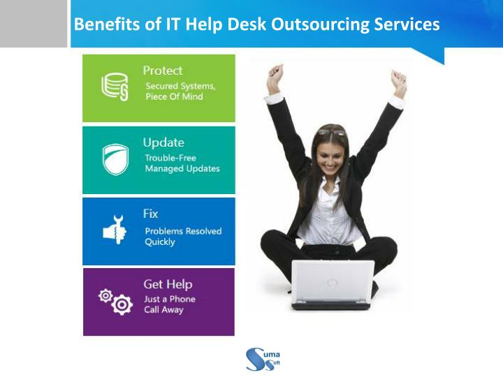 Benefits of IT Help Desk Outsourcing Services