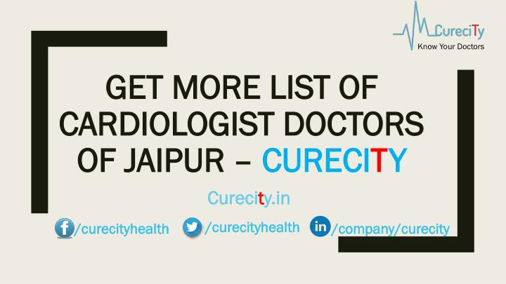 Know Your Doctors