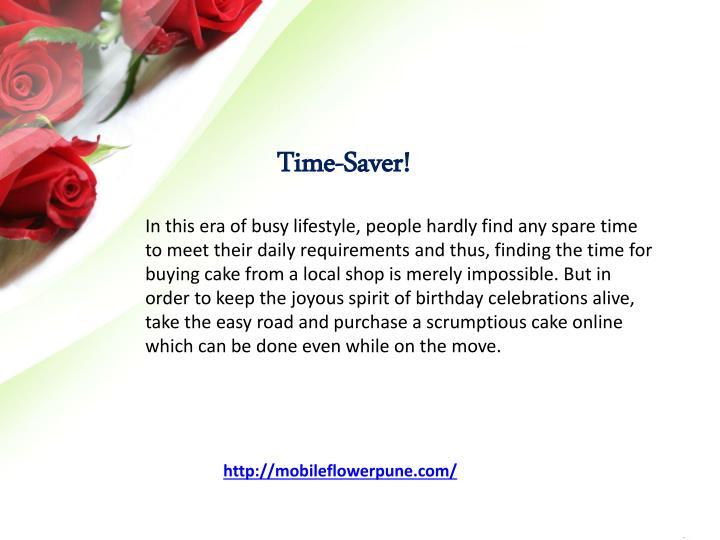 Time-Saver!