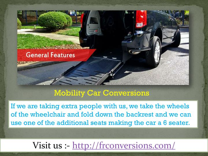 Mobility Car Conversions