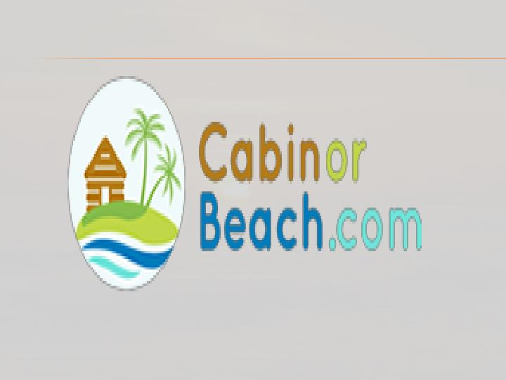 Find beach side luxury cabins in destin florida