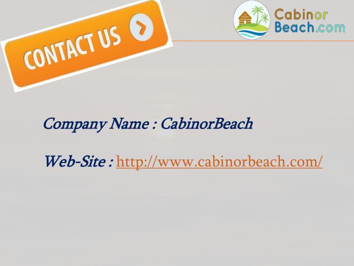 Company Name :