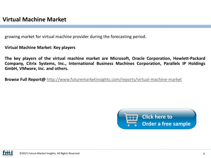 Virtual Machine Market