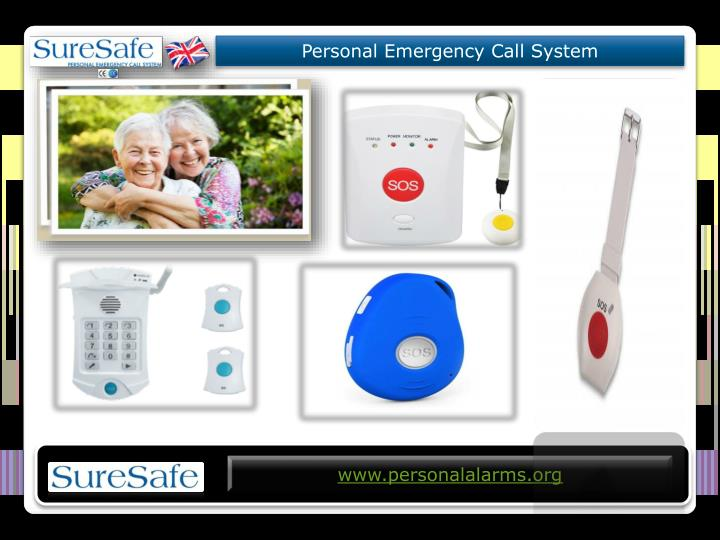 Personal Emergency Call System