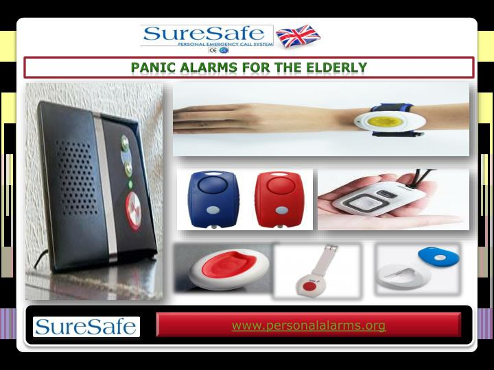 Panic Alarms For The Elderly