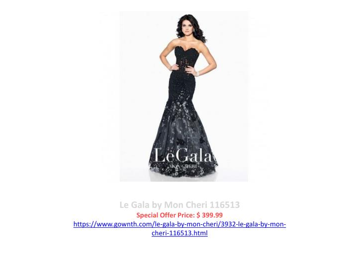 Le Gala by Mon Cheri 116513