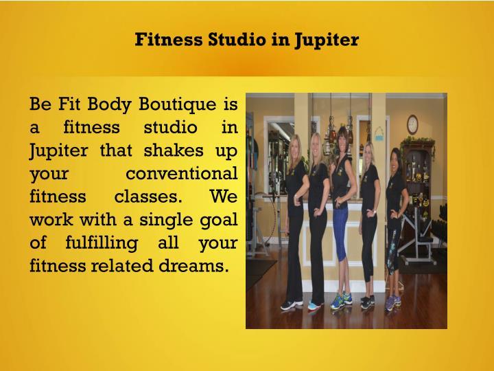 Fitness Studio in Jupiter