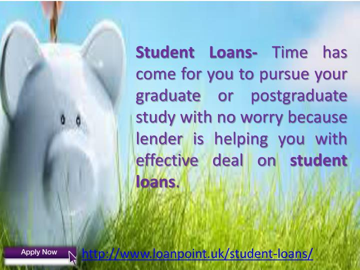 Student Loans-