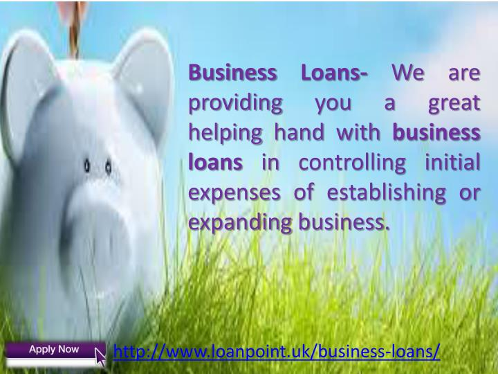 Business Loans-