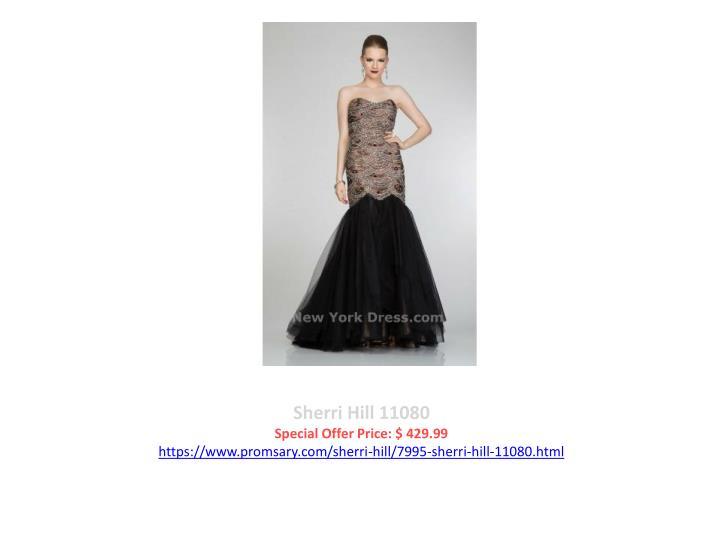 Sherri Hill 11080