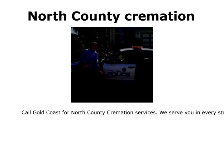 North County cremation