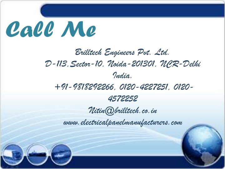 Brilltech Engineers Pvt. Ltd.