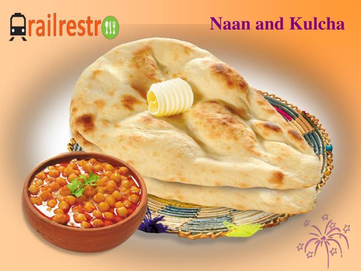 Naan and Kulcha