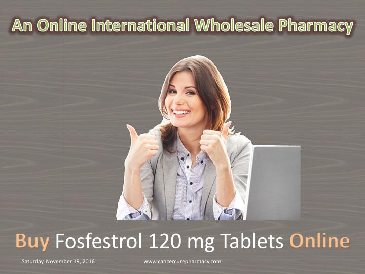 An Online International Wholesale Pharmacy