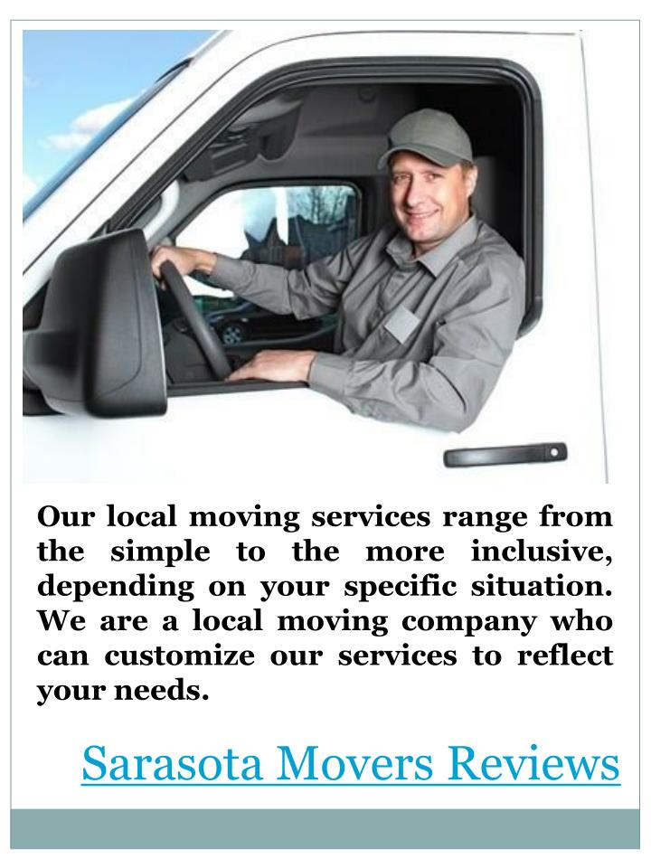 Our local moving services range from the simple to the more inclusive, depending on your specific situation. We are a local moving company who can customize our services to reflect your needs.