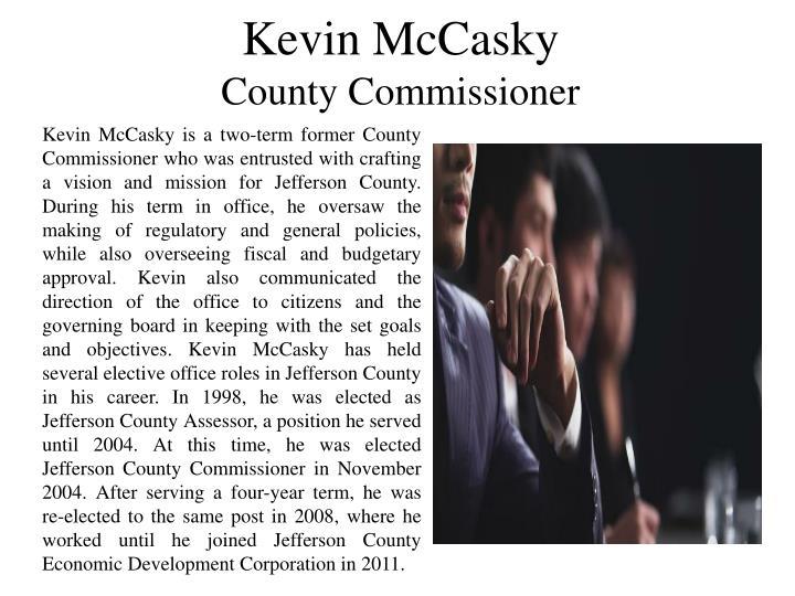 Kevin McCasky