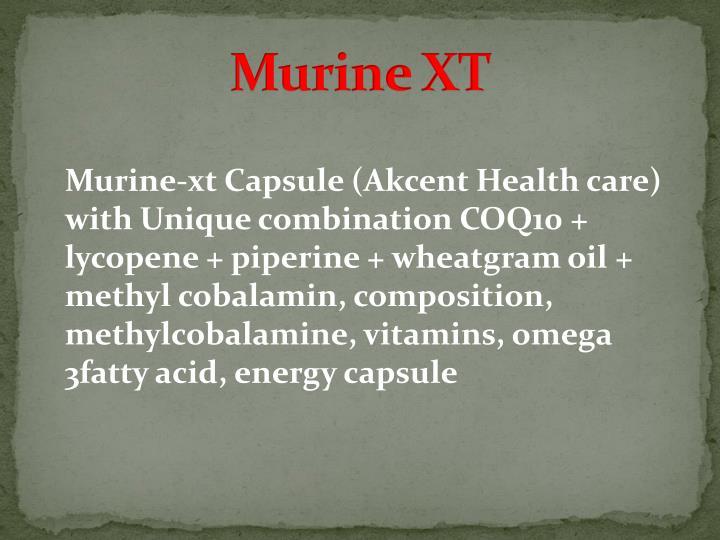 Murine XT