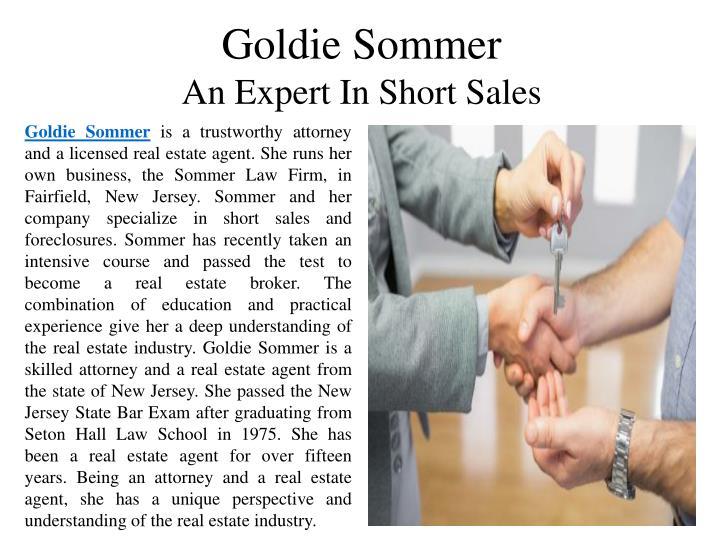 Goldie Sommer