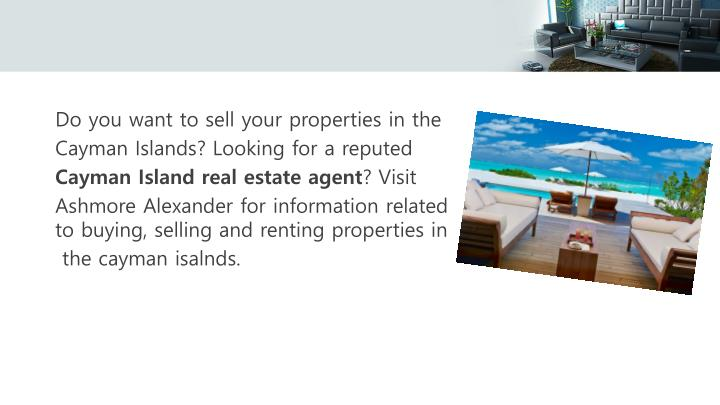 Do you want to sell your properties in the