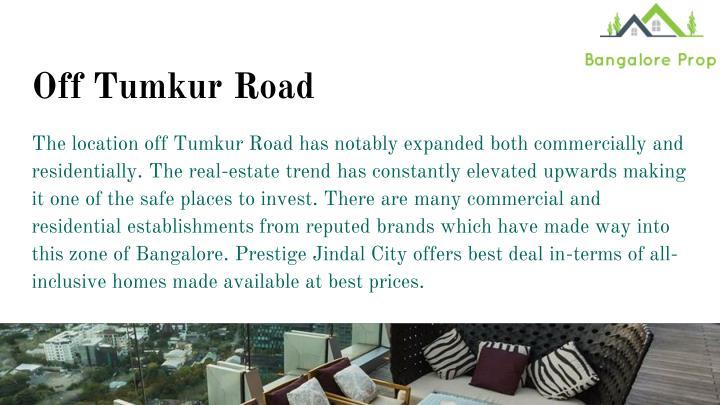 Off Tumkur Road