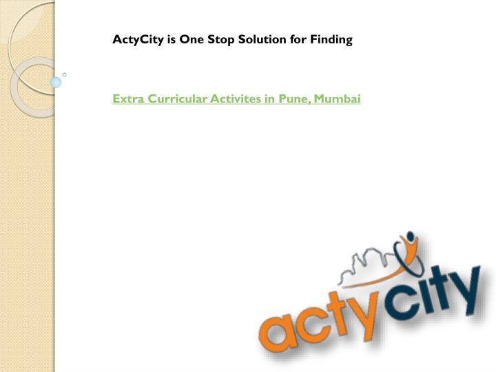 ActyCity
