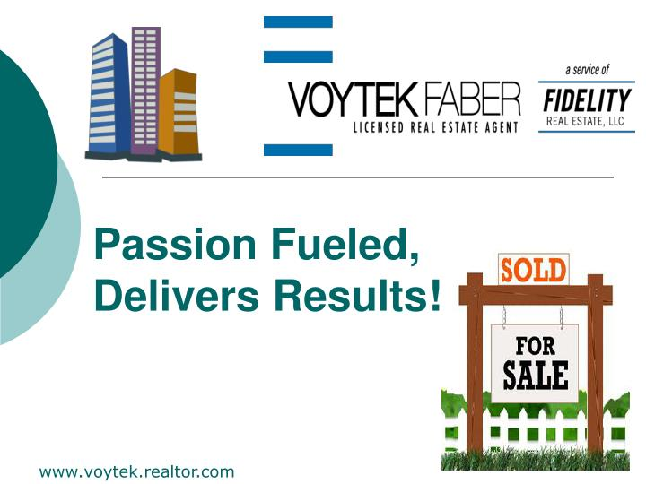 Passion fueled delivers results