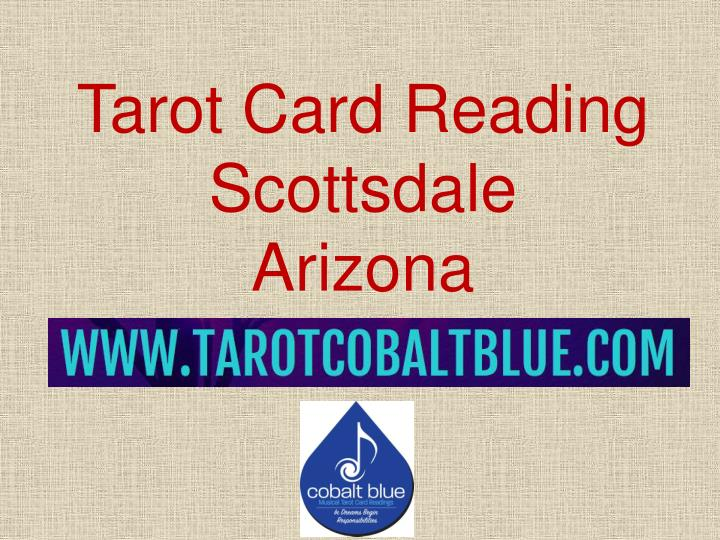 Tarot card reading scottsdale arizona