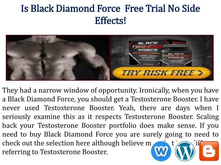 Is Black Diamond Force  Free Trial No Side