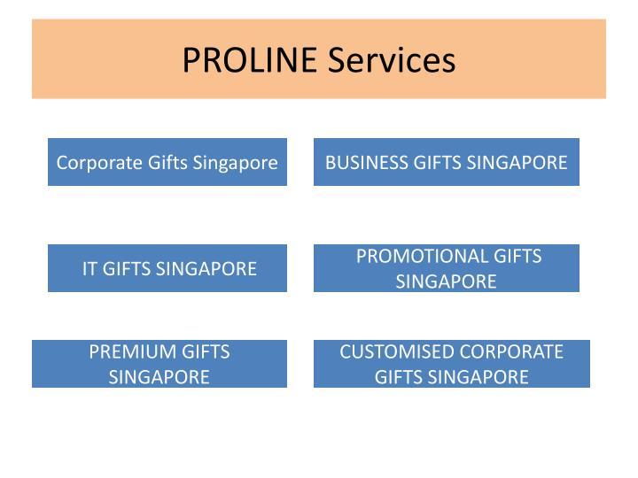 PROLINE Services