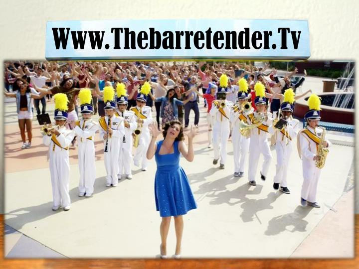 Www thebarretender tv