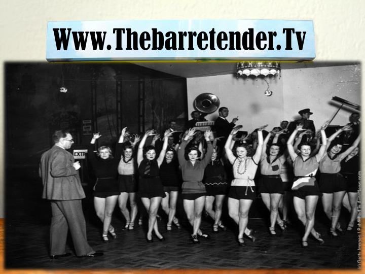 Www thebarretender tv1