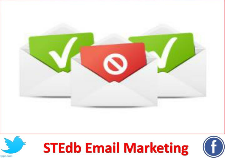 Stedb email marketing