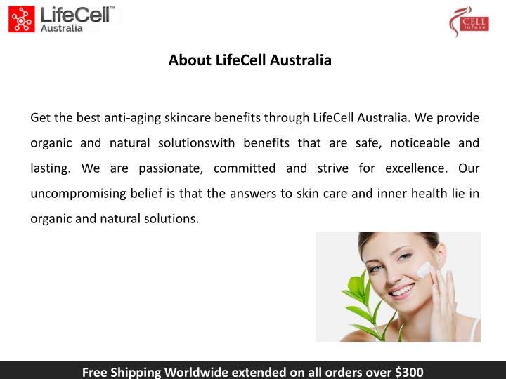 About LifeCell