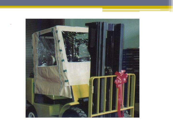 Forklift cab covers at best price www forkliftcovers com