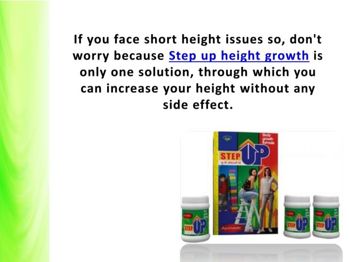 If you face short height issues so, don't worry because