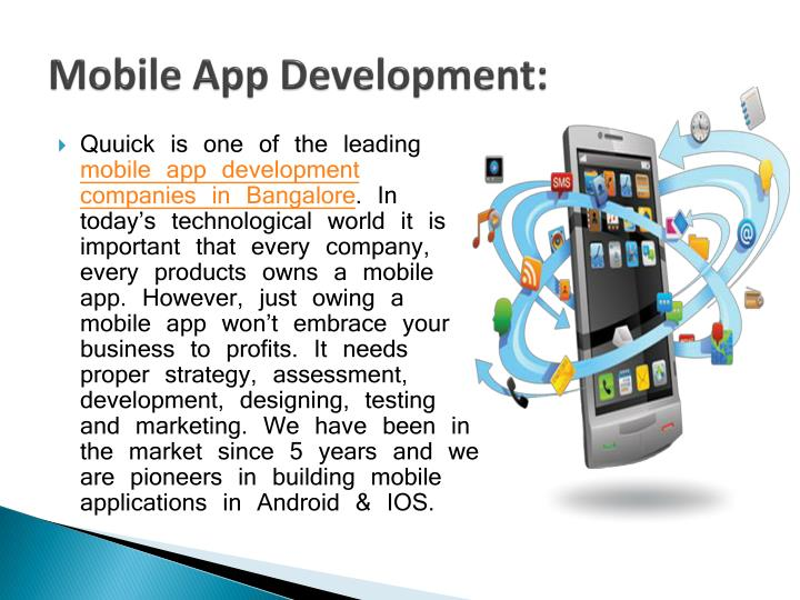 Mobile App Development: