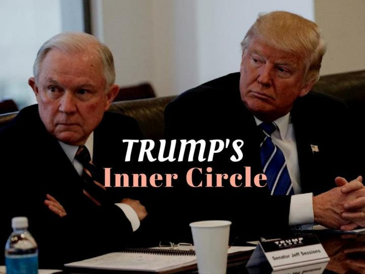 trump s internal circle