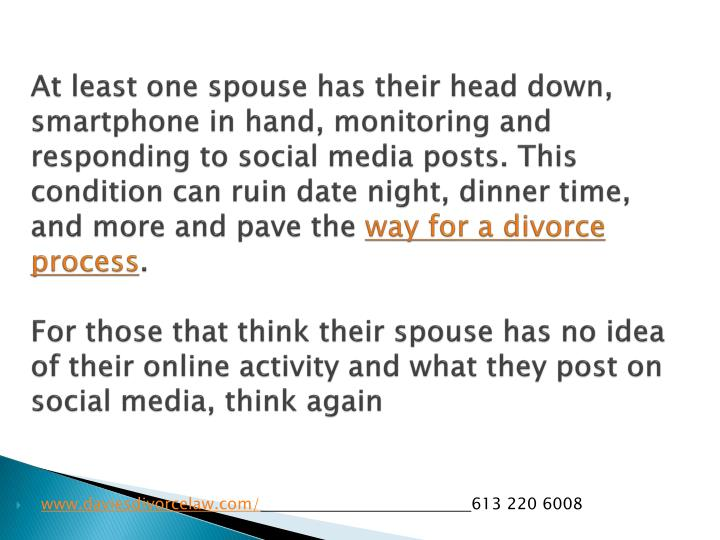 At least one spouse has their head down,