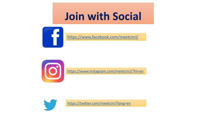 Join with Social