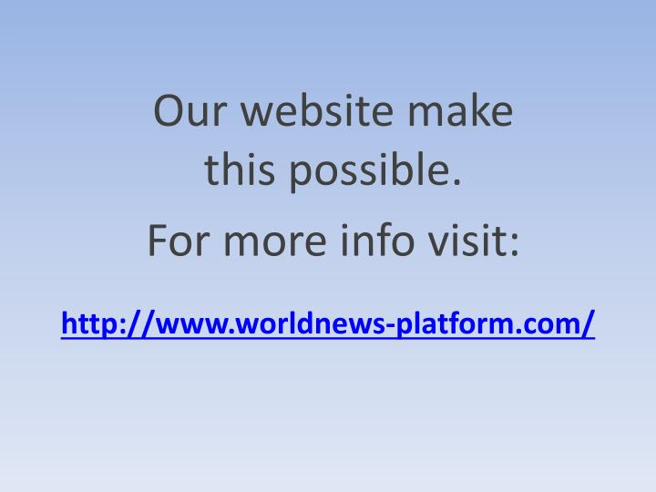 http://www.worldnews-platform.com/
