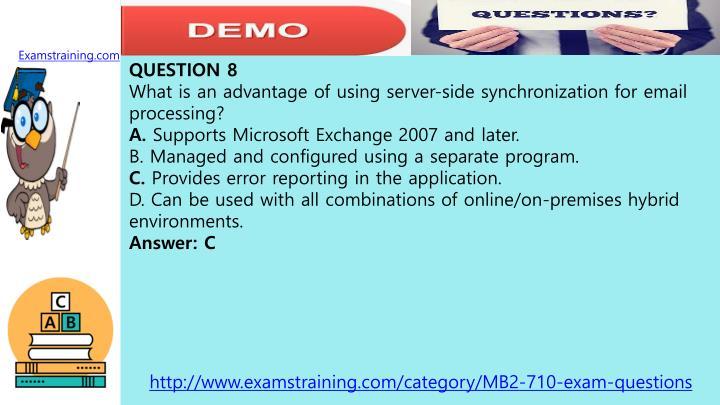 Examstraining.com