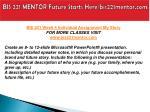 bis 221 mentor future starts here bis221mentor com7