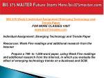 bis 375 master future starts here bis375master com19