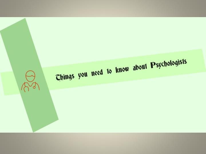 Psychologists email list