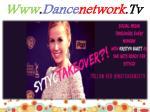 www dance network tv4