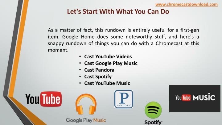 www.chromecastdownload.com