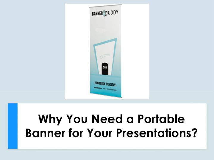 Why You Need a Portable
